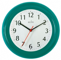 Acctim Wycombe Clock - Jade